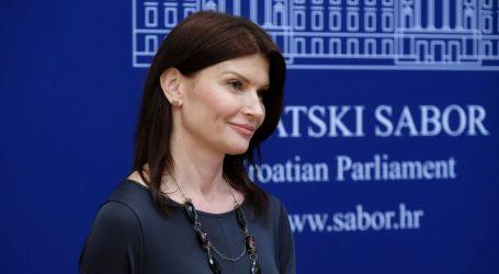 """GLASOVAC: """"Bernardić nije izjavom o ženama, uvjerena sam, inicijalno mislio ništa loše…"""""""