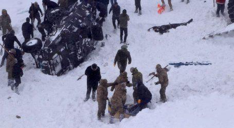 U drugoj lavini u istočnoj Turskoj poginuli deseci spasilaca