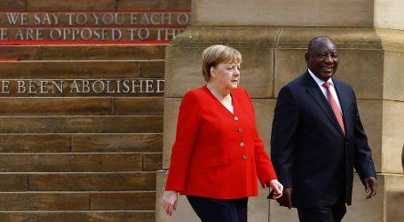 Merkel pozvala na snažniju ulogu afričkih država u Libiji