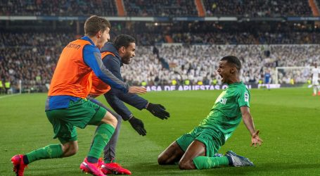 ŠPANJOLSKI KUP Real Sociedad izbacio Real Madrid