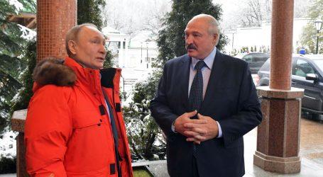 Putin nije uspio postići dogovor s Bjelorusijom o nafti
