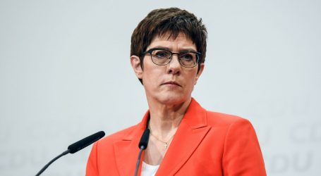 'NASLJEDNICA MERKEL': Predsjednica njemačkog CDU-a iznenada najavila povlačenje s funkcije