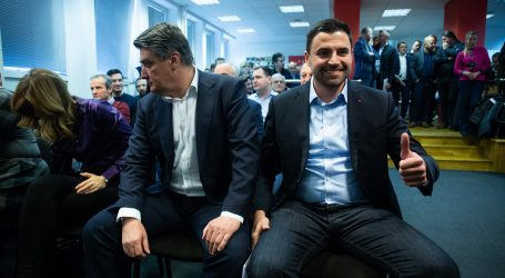 BERNARDIĆ: 'Jedina velika koalicija koju SDP prihvaća je s građanima Hrvatske'
