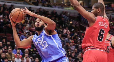 NBA: 'Novi' Timberwolvesi srušili klupski rekord sa 26 trica