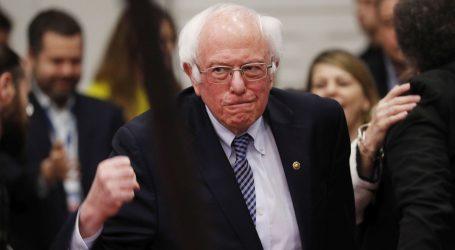 Sanders proglasio pobjedu na predizborima u New Hampshireu