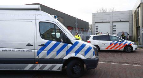 Eksplozije u tvrtki i poštanskom uredu u Nizozemskoj