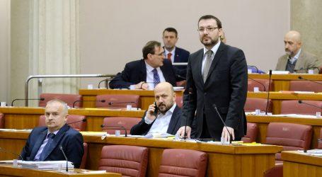 Ponovno prekinuta rasprava o SDP-ovu zakonskom prijedlogu o prekidu trudnoće