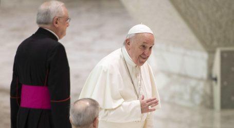 Papa nastavio s individualnim audijencijama