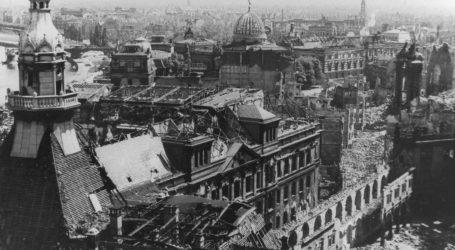 Dresden: Obilježena godišnjica bombardiranja, Steinmeier podsjetio tko je započeo rat