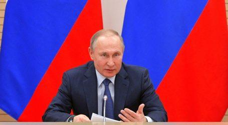 """Bivši ruski premijer: """"Putin izmjenom ustava želi povećati svoju moć"""""""