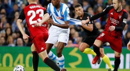 Real Sociedad svladao Mirandes 2-1