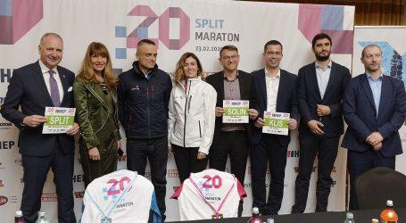 Na Split maratonu 4.000 sudionika iz 40 zemalja