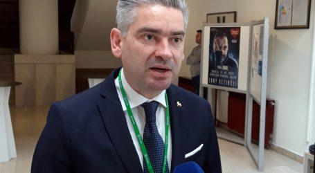 """Miletić kritizirao """"centralizirani sustav upravljanja Hrvatskom"""""""