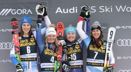 KRANJSKA GORA: Pobjeda Vlhove u slalomu