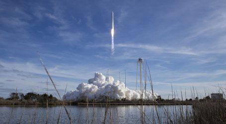 Kapsula Cygnus lansirana prema ISS-u