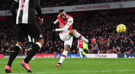 Arsenal svladao Newcastle 4 -0