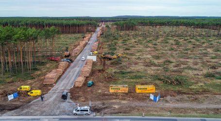 Njemački sud odobrio Tesli krčenje šume radi izgradnje tvornice