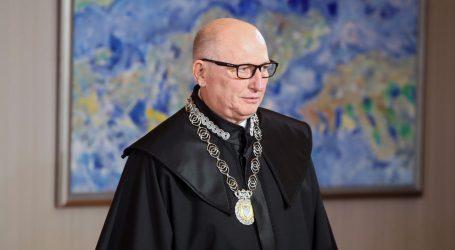 Milanović napravio odmak od protokola prilikom inauguracije