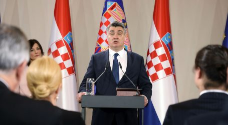 """PRVE REAKCIJE: """"Vratila nam se Republika Hrvatska! Nadam se i Ustav RH na velika vrata!"""""""