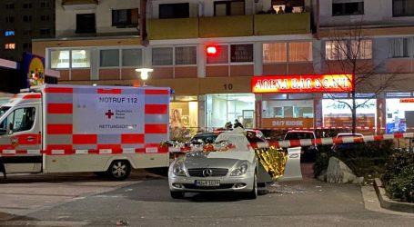 KRVOPROLIĆE U NJEMAČKOJ: Ubio devet ljudi u nargila-barovima, nađen mrtav u kući