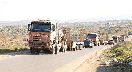 Najmanje 34 turska vojnika poginula u zračnim napadima na Idlib