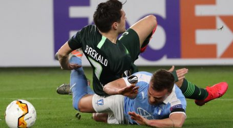 EUROPSKA LIGA Wolfsburg, Bayer i Roma izborili osminu finala, pogodak Brekala
