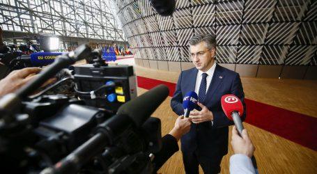 """PLENKOVIĆ: """"Morat ćemo uložiti dodatni napor za kompromis o proračunu EU-a"""""""