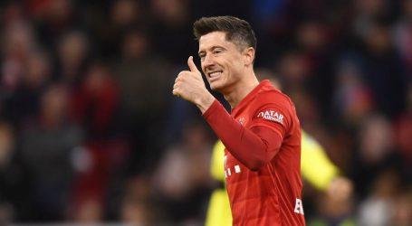 BUNDESLIGA: Bayern bolji od Paderborna