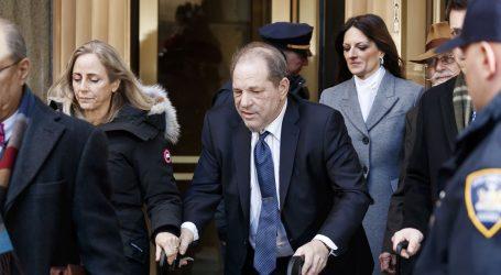 Weinstein kriv za seksualni napad, oslobođen optužbi da je serijski predator