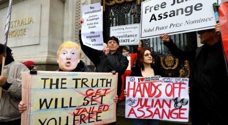 Danas prvo ročište o mogućem izručenju Assangea SAD-u
