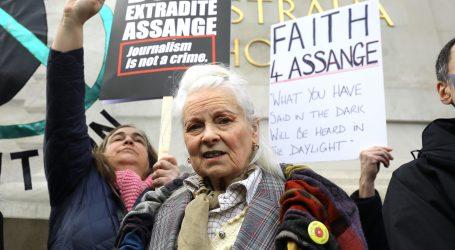Slavne osobe, glazbenici i političari predvodili marš protiv izručenja Assangea SAD-u