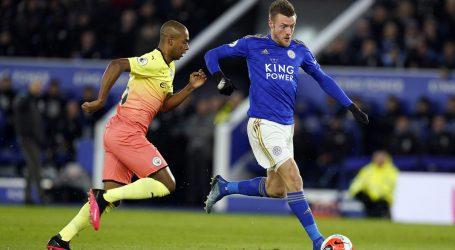 Manchester City minimalnom pobjedom slavio u gostima kod Leicester Citya