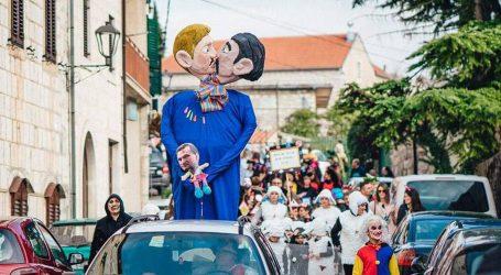 Izvidi policije u slučaju paljenja lutke gay para na karnevalu u Imotskom