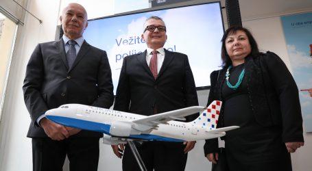 Croatia Airlines u turističku sezonu kreće s 15 zrakoplova, uvode se linije za Sofiju i Podgoricu