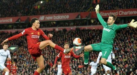 PREMIERLIGA: Liverpool nastavlja pobjednički, večeras 'pao' West Ham