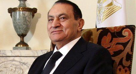 Preminuo bivši egipatski predsjednik Hosni Mubarak