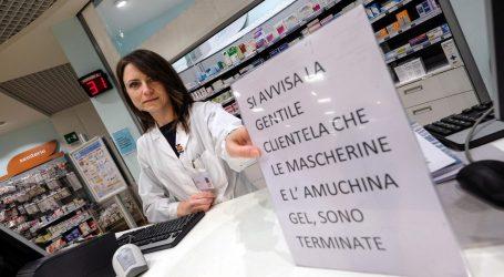 U Italiji koronavirusom zaražena četverogodišnja djevojčica