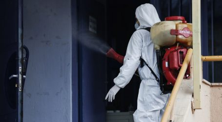Prvi slučajevi koronavirusa u Bjelorusiji i Azerbajdžanu te u Meksiku