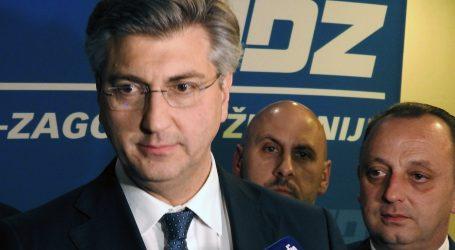 """Plenković: """"Dok me napada Kovač imam dojam kao da sam na aktualnom prijepodnevu pa da me napada SDP ili Živi zid"""""""