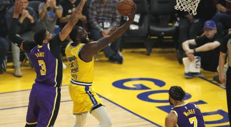 NBA: Visoki poraz Golden Statea