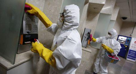 Koronavirus: Novi zaraženi u Kini i Južnoj Koreji, SAD uvodi nova ograničenja putovanja