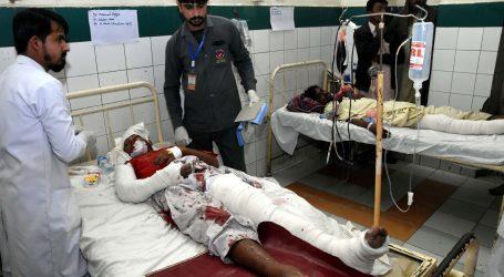 U Pakistanu u sudaru vlaka i autobusa 18 poginulih