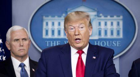 """Trump najavio da će se """"uskoro"""" sastati s talibanskim čelnicima"""
