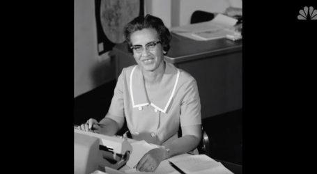 VIDEO: Preminula Katherine Johnson, legendarna matematičarka NASA-e