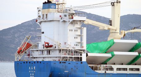 Posada kineskog broda koji je stigao u luku Ploče negativna na koronavirus
