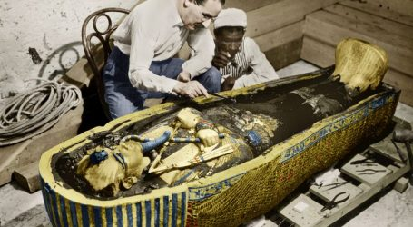 Kako je počela priča o prokletstvu Tutankamonove grobnice