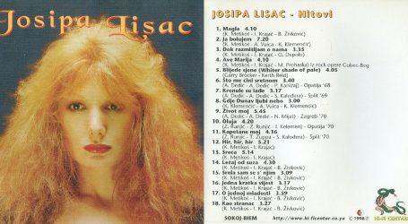Glazbena diva Josipa Lisac proslavila rođendan