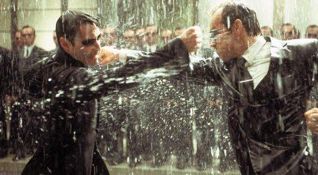 Manja materijalna šteta na setu filma 'The Matrix'