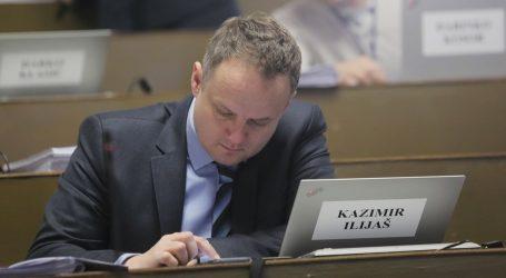"""Ilijaš: """"Ne prođu li svi HDZ-ovi amandmani, HDZ neće podržati GUP"""""""