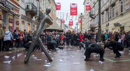 PRIJESTOLNICA KULTURE: U Rijeci traje najveći kulturni tulum u Europi
